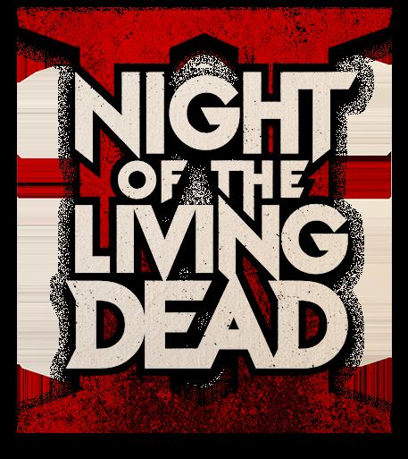 night of the living dead 2 logo